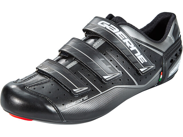 Gaerne G.Record Wide Chaussures de cyclisme Homme, black